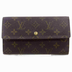 Pre-loved authentic Louis Vuitton Porte Tresor Long sale at jebwa