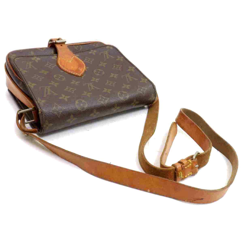 Pre-loved authentic Louis Vuitton Cartouchiere Mm sale at jebwa