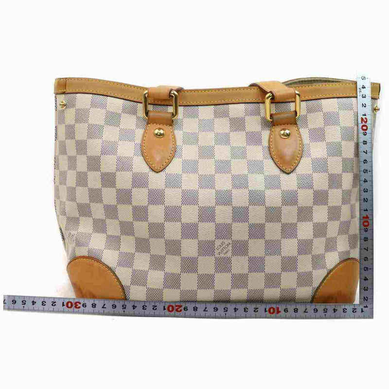 Pre-loved authentic Louis Vuitton Hampsted Pm Tote Bag sale at jebwa