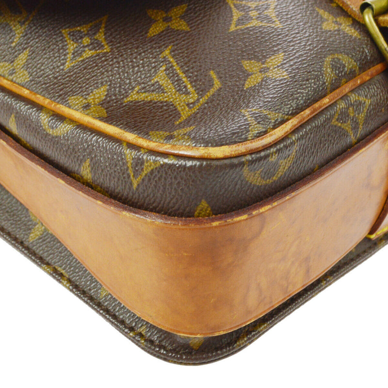 Pre-loved authentic Louis Vuitton Cartouchiere Mm Shoulder sale at jebwa