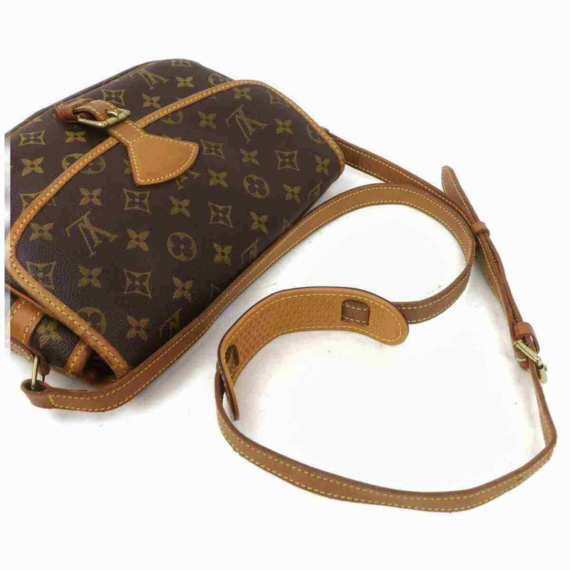 Pre-loved authentic Louis Vuitton Sologne Crossbody Bag sale at jebwa