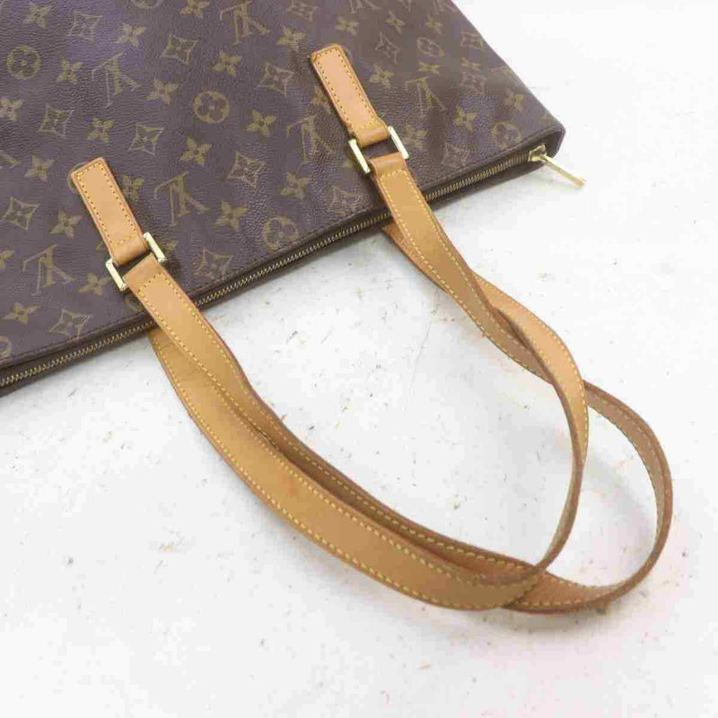 Pre-loved authentic Louis Vuitton Cabas Mezzo Tote Bag sale at jebwa