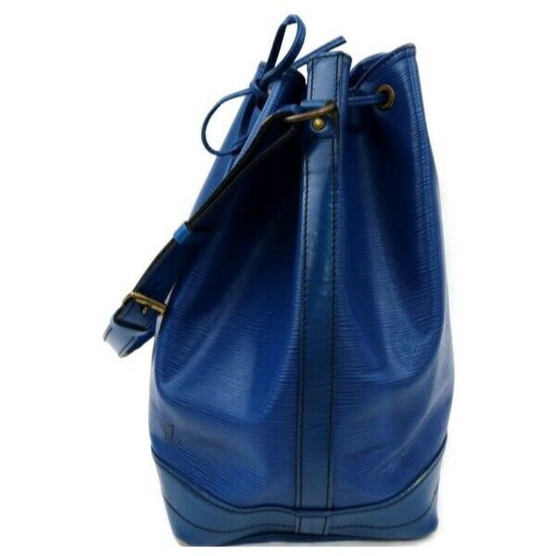 Louis Vuitton Noe Shoulder Bag Blue