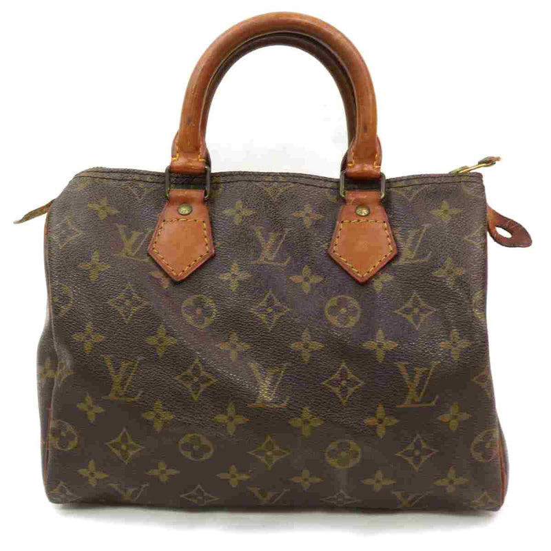 Pre-loved authentic Louis Vuitton Speedy 25 Satchel Bag sale at jebwa