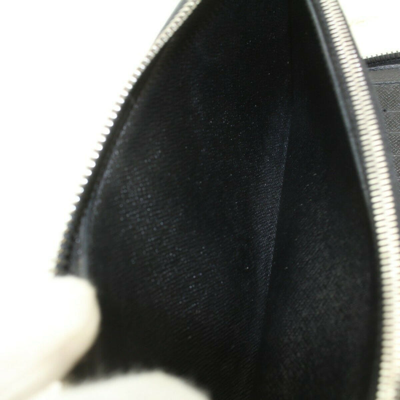 Pre-loved authentic Louis Vuitton Zippy Wallet Black sale at jebwa