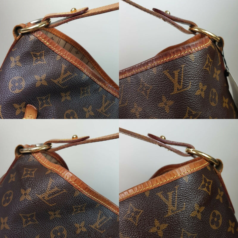 Pre-loved authentic Louis Vuitton Delightful Gm Tote sale at jebwa