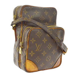 Pre-loved authentic Louis Vuitton Amazon Pm Crossbody sale at jebwa