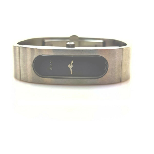 Gucci Bangle Watch Stainless Steel