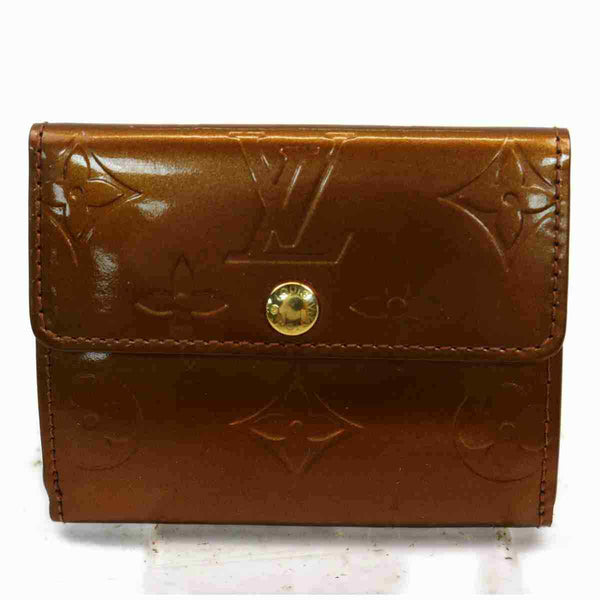Pre-loved authentic Louis Vuitton Ludlow Wallet Brown sale at jebwa