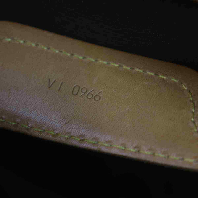 Pre-loved authentic Louis Vuitton Evasion Travel Bag sale at jebwa