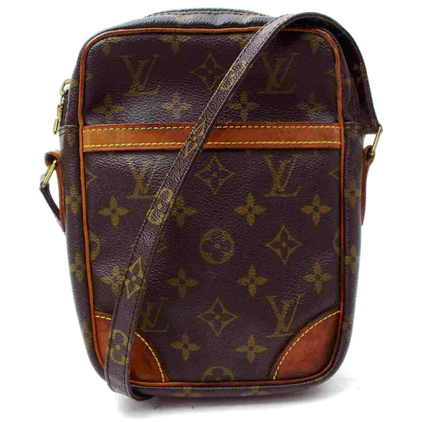 Pre-loved authentic Louis Vuitton Danube Pm Crossbody sale at jebwa