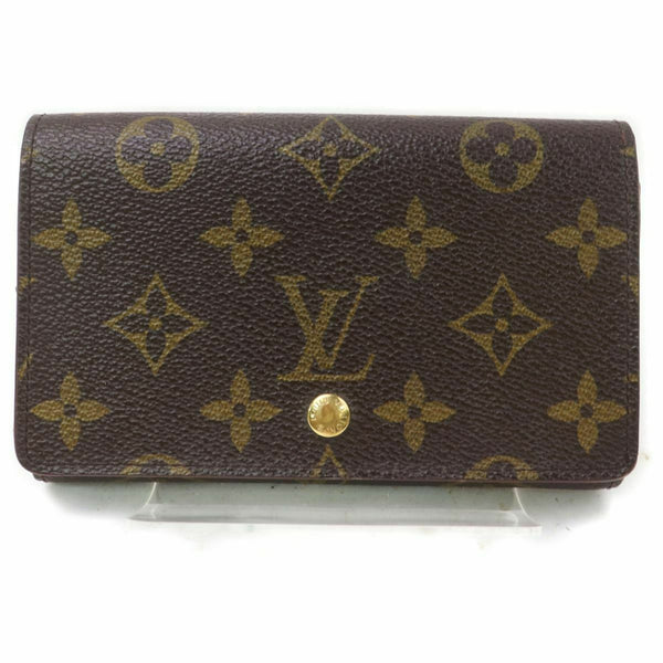 Pre-loved authentic Louis Vuitton Portefeiulle Tresor sale at jebwa