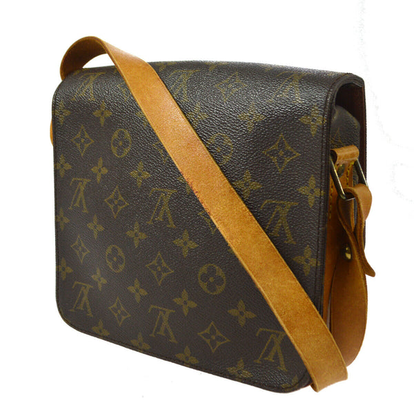 Pre-loved authentic Louis Vuitton Cartouchiere Mm sale at jebwa.