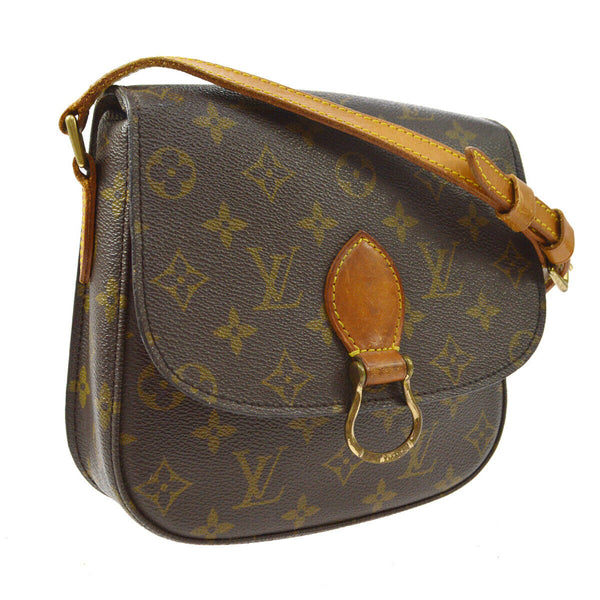 Pre-loved authentic Louis Vuitton Saint Cloud Mm sale at jebwa.