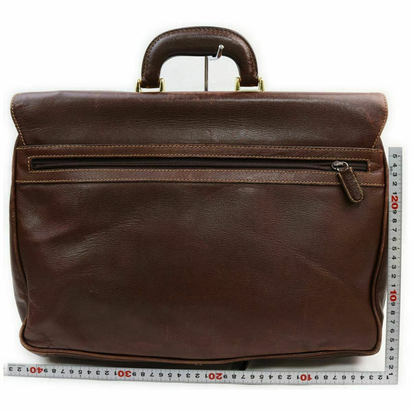 Pre-loved authentic Gucci Laptop Bag Brown Leather sale at jebwa.