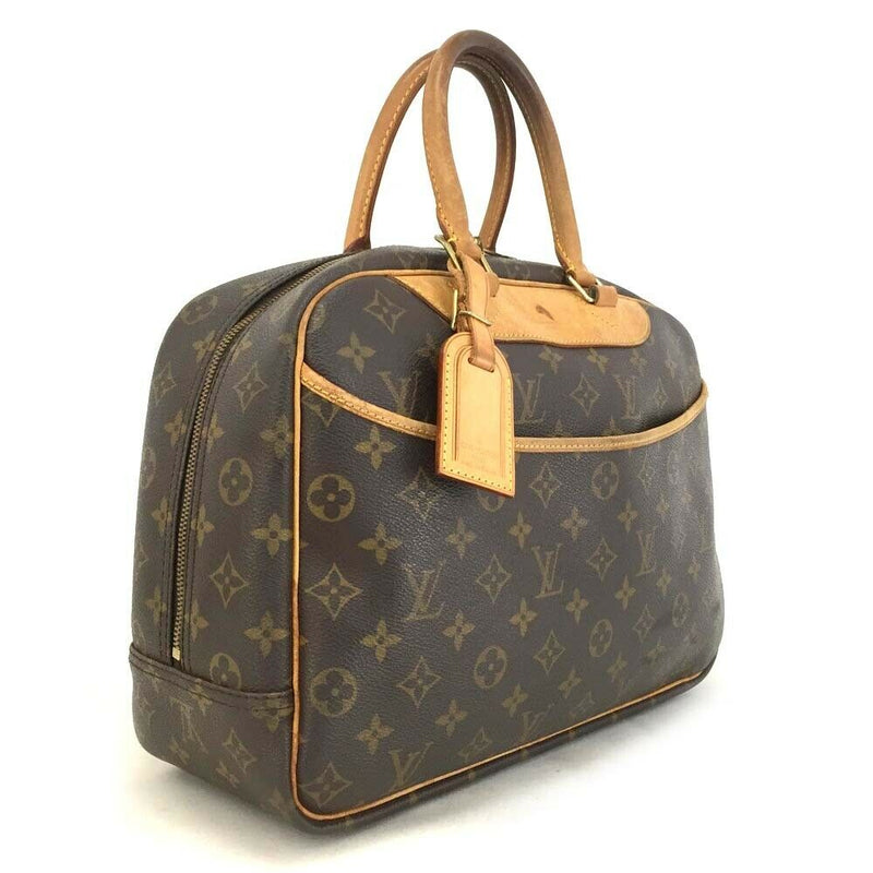 Pre-loved authentic Louis Vuitton Deauville Boston Bag sale at jebwa.
