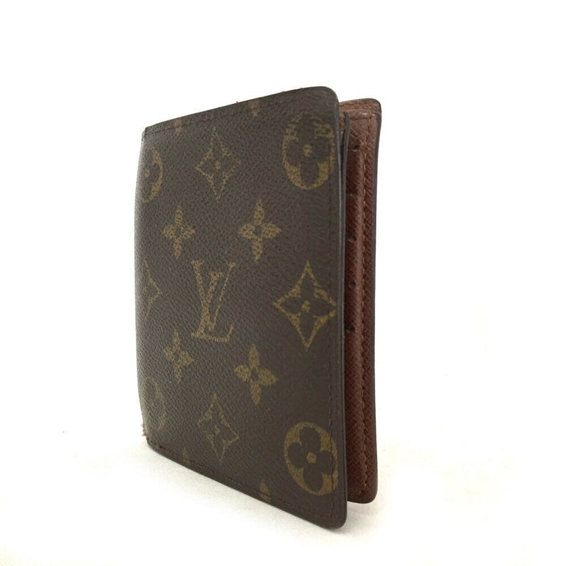Pre-loved authentic Louis Vuitton Porte Billets 10 sale at jebwa.