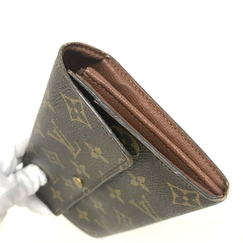 Pre-loved authentic Louis Vuitton Portefeiulle Sarah sale at jebwa.