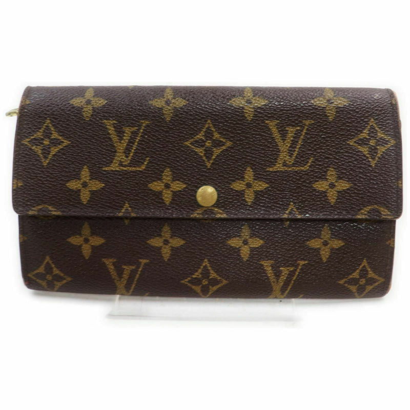 Pre-loved authentic Louis Vuitton Pochette Monnaie sale at jebwa.