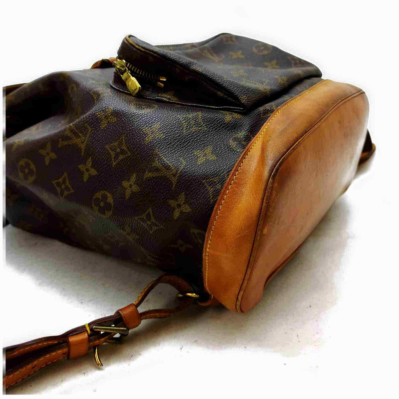 Pre-loved authentic Louis Vuitton Montsouris Gm Back sale at jebwa.