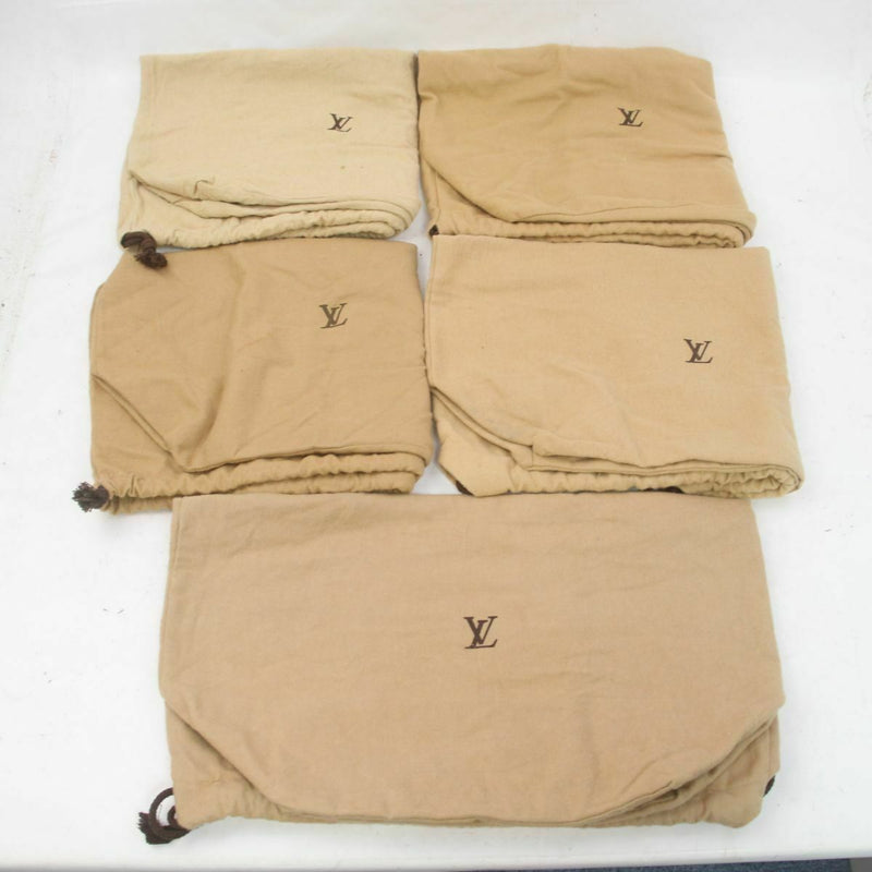 Pre-loved authentic Louis Vuitton Dust Bag Old Style sale at jebwa.