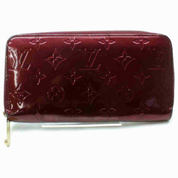 Pre-loved authentic Louis Vuitton Zippy Wallet Vernis sale at jebwa.