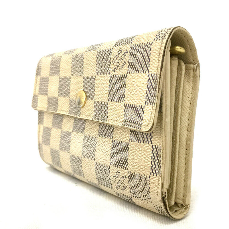 Pre-loved authentic Louis Vuitton Portefeuille sale at jebwa.