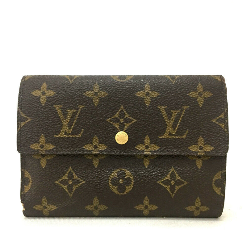 Pre-loved authentic Louis Vuitton Porte Tresor Etui sale at jebwa.