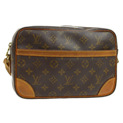 Pre-loved authentic Louis Vuitton Trocadero 27 Crossbody sale at jebwa.