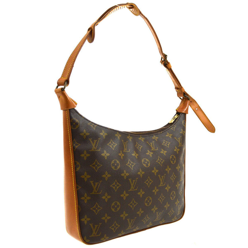 Pre-loved authentic Louis Vuitton Boulogne Pm Shoulder Bag sale at jebwa.