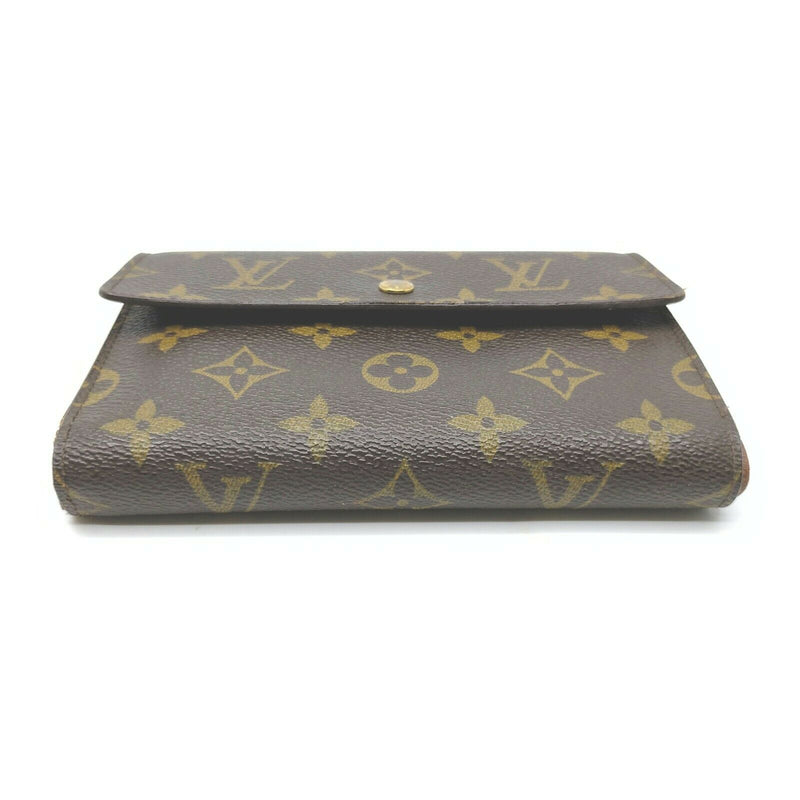 Pre-loved authentic Louis Vuitton Porte Tresor Wallet sale at jebwa.