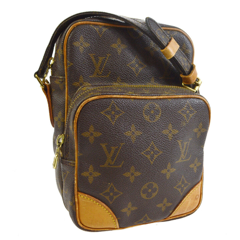 Pre-loved authentic Louis Vuitton Amazon Pm Crossbody sale at jebwa.