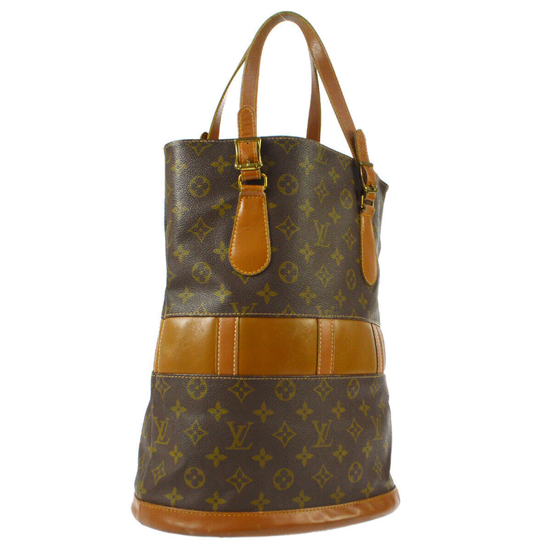 Louis Vuitton Bucket Tote Bag