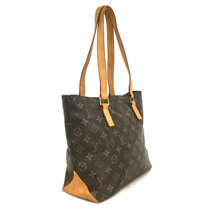 Pre-loved authentic Louis Vuitton Cabas Piano Shoulder sale at jebwa