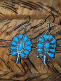 The Kickapoo Earrings