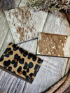 Cowhide Credit Card Holders