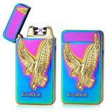 Rainbow Eagle - Rolls Plasma Lighter