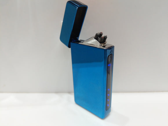 Blue Classic Plasma Lighter - Pipes Bongs and Bowls