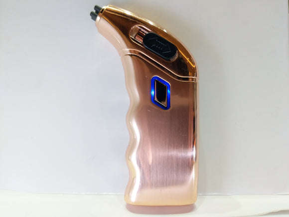 Torch Style Plasma Lighter - For Pipes, Bongs & Bowls - Rose Gold