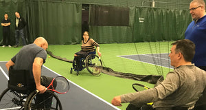 Wheelchair Tennis – Top 5 Learnings from a newbie!