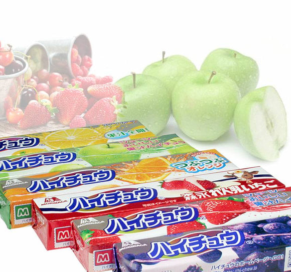 Japanese Candy and Snacks