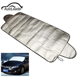 Unversal Car Windscreen Cover Heat Sun Shade Anti Snow Frost Ice Shield Dust Protector