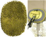 DocaPole 5-12 Ft Extension Pole + Wall Duster