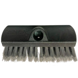 DocaPole Soft Bristle Scrub Brush with 6-24 Foot Extension Pole