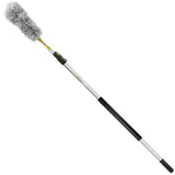 DocaPole 12 Foot Extension Pole + Microfiber Feather Duster