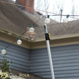 DOCAZOO DocaPole 6-24ft Pole Hook Extension Pole and Boat Hook