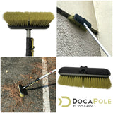 DocaPole 24 Foot High Reach Brush Kit