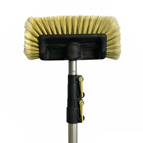 DocaPole 5-12' Soft Bristle Car Wash Brush + Extension Pole