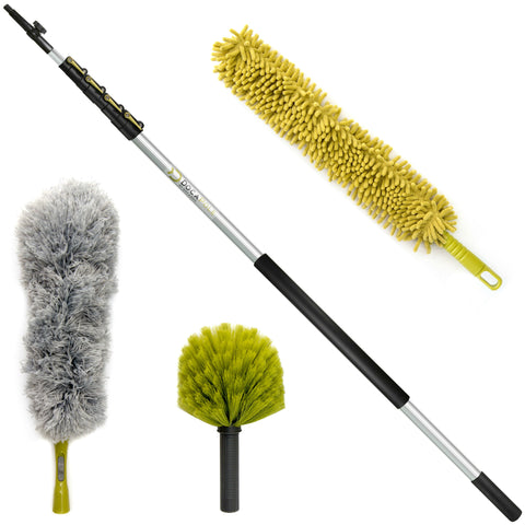DocaPole 24 Foot Extension Pole with Dusting Kit