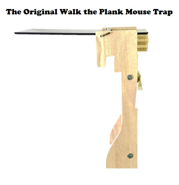 The Original Walk The Plank Mouse Trap Docazoo